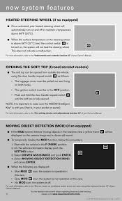 nissan murano intelligent key nissan murano 2013 2 g quick reference guide