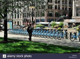 Divvy Bike Map Chicago by Divvy Bike Chicago Stock Photos U0026 Divvy Bike Chicago Stock Images