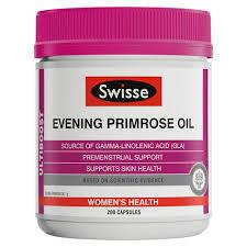 buy ultiboost evening primrose oil 200 capsules by swisse online