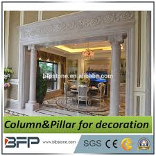 Pillars Decoration In Homes by House Pillars Designs House Pillars Designs Suppliers And