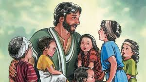 64 jesus blesses the little children youtube