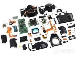 nikon d600 teardown ifixit