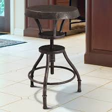 Selling Home Decor Shop Best Selling Home Decor Lucian Grey Adjustable Stool At Lowes Com