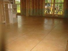 Basement Floor Stain by I Stained Our Basement Floor Using A Plant Mineral Called Copperas