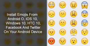 how to get ios emojis on android install emojis from android o ios 10 windows 10 on your android