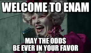 Hunger Games Meme - welcome to enam hunger games meme on memegen