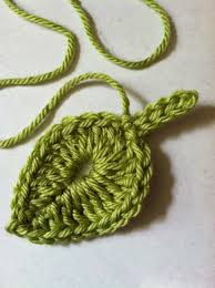amigurumi leaf pattern lakeview cottage kids one green leaf free crochet leaf
