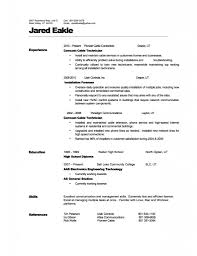 examples of resumes resume sarah snider intended for 85 charming