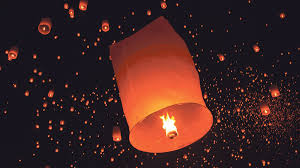 lanterns new year new year revellers asked not to release deadly sky