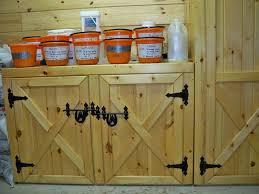 Barn Door Cabinets Barn Door Style Kitchen Cabinets Barn Door Ideas