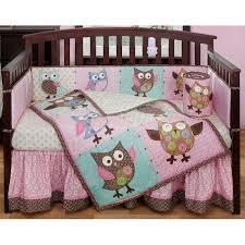 Owls Crib Bedding Bananafish Calico Owls Crib Bedding Set We Just Ordered