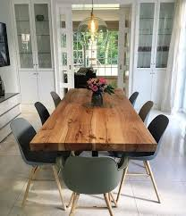 home decor ideas for kitchen home decorating ideas kitchen dining table solid wood table