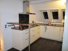 stehtisch küche hesernst unser bautagebuch küche eingebaut