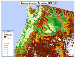 Colorado Elevation Map by Tornadoes Don U0027t Happen In Mountains Or Do They Debunking The