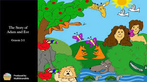adam and eve bible story for children youtube