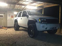 official cajun trailblazer build chevy trailblazer