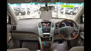 toyota harrier 2016 interior 2007 toyota harrier 2 4 g in khabarovsk russia autodealerplaza