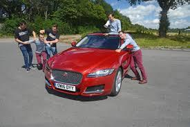 long term test review jaguar xf auto express