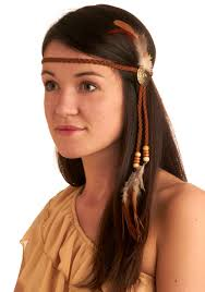 feather headband modern feather and beaded adorned bands with hair style ideas