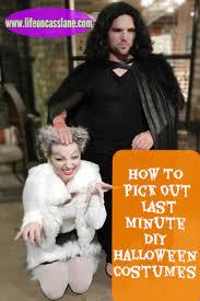 last minute diy halloween costumes how to pick out a last minute diy halloween costume life on cass