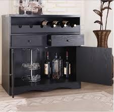 sideboards extraordinary black wine cabinet buffet wine buffet