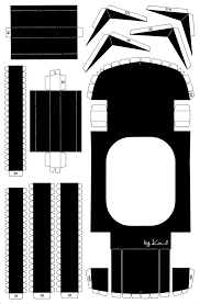 download paper craft cars page 2