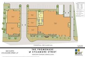 Sycamore Floor Plan Aquinas Realty Partners Current Projects The Promenade At