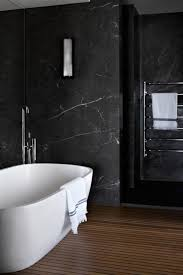 black bathrooms 7 surreal black bathrooms that will bring magic into your home