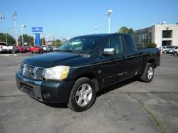 Nissan Titan 2004 Interior Used 2004 Nissan Titan For Sale 51 Used 2004 Titan Listings