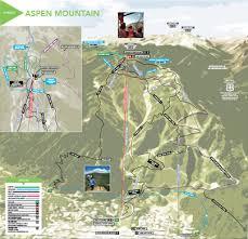 aspen map trail maps aspen trail finder