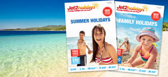 get ready for a getaway with jet2holidays brand new brochures