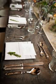 rustic dinner table settings 8 best rustic table settings