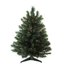 buy mini pre lit tree from bed bath beyond