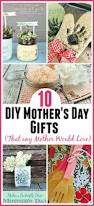 10 diy mother u0027s day gifts any mother would love