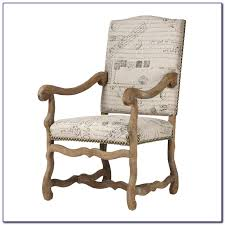 French Script Armchair French Script Chair Home Goods Chairs Home Decorating Ideas
