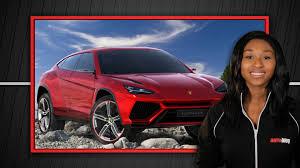 Lamborghini Urus Suv Everything We Know About The 2019 Lamborghini Urus Autoblog
