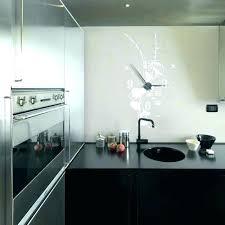 pendules de cuisine horloge de cuisine design horloge cuisine design inox splendi