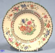 copeland spode tea plate rd no 629599 sold