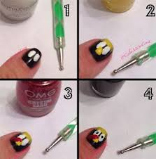 18 best step by step thanksgiving nail tutorials images on