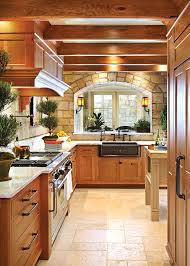 french kitchen styles dream house architecture design home this kitchen is actually small and has no view but the light warm