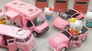 kitty car toy robocar poli pororo cars toys