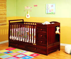 Mini Crib With Storage Mini Cribs With Storage Cribs With Storage Image Of Modern Baby