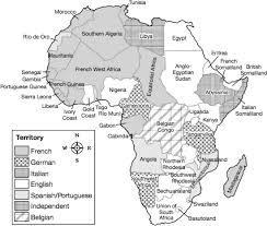 africa map test triand edit test