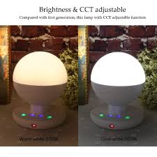 Led Bedside Lamp Sunmeg Led Table Lamp Children U0027s Led Bedside Lamp Dimming Touch