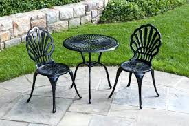 Old Metal Outdoor Furniture by Dining Table Retro Metal Outdoor Dining Table Vintage Metal