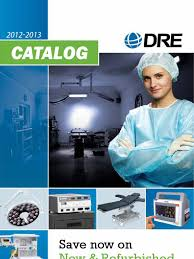 dre medical equipment catalog 2012 monitoring medicine