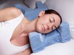 anti aging contoured sleep pillow juverest ahalife