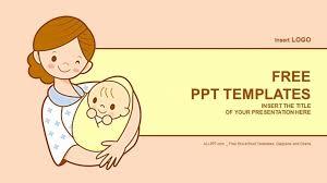 newborn medical presentation template medicine powerpoint template
