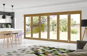 Oak Patio Doors La Porte Vista Glazed Oak Patio Doors