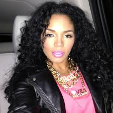 rashidas hip hop curly hair rasheeda wowzers pinterest rasheeda hair style and curly